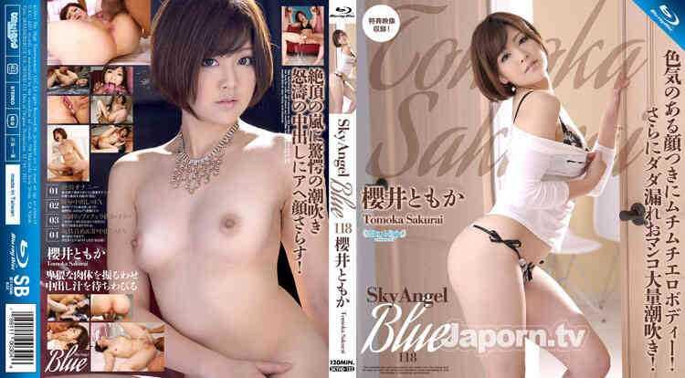 店长推薦SKYHD-122 Sky Angel Blue Vol.122 櫻井ともか